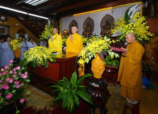 Khóa Huân Tu Lần Thứ 65 Và Lễ Phật Đản