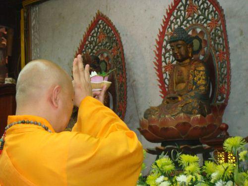 Lời chúc tết Nhâm Thìn 2012 của ĐĐ. Thích Thiện Thuận