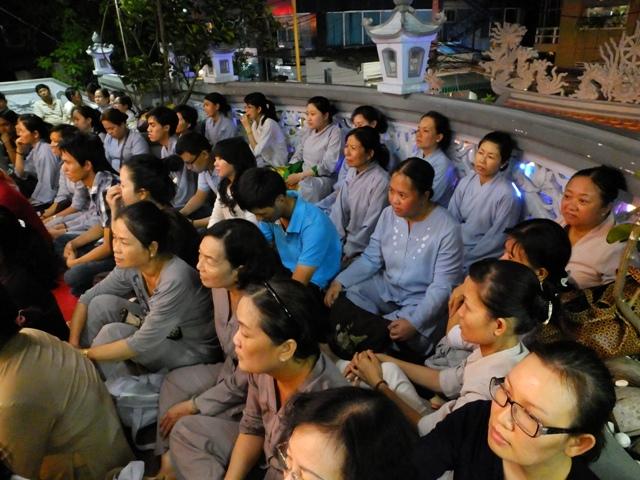 ĐĐ Thích Thiện Thuận Thuyết giảng tại Chùa Minh Đạo ngày 29-3-2014