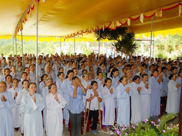 ĐĐ Thích Thiện Thuận Thuyết giảng tại chùa Diệu Ngộ – Thừa Thiên Huế