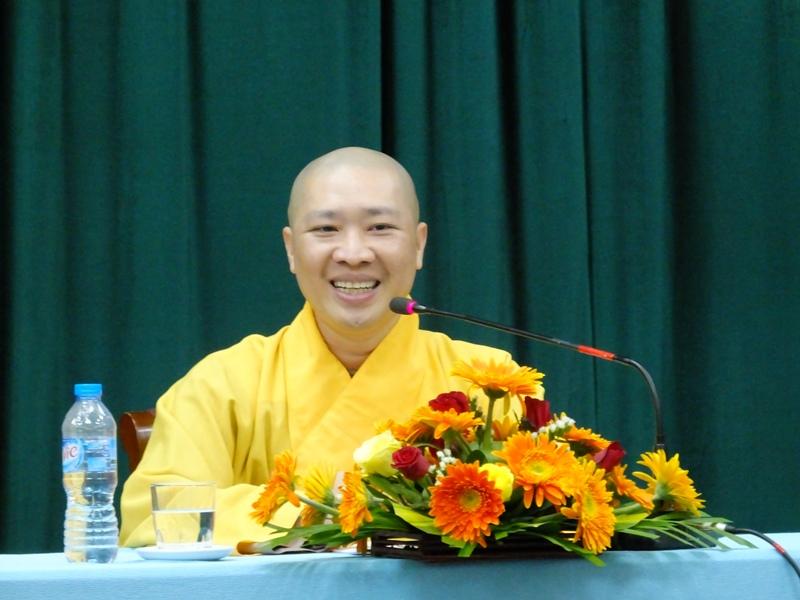 Bài Giảng Của ĐĐ Thích Thiện Thuận: Tư Cách Của Vị Thầy