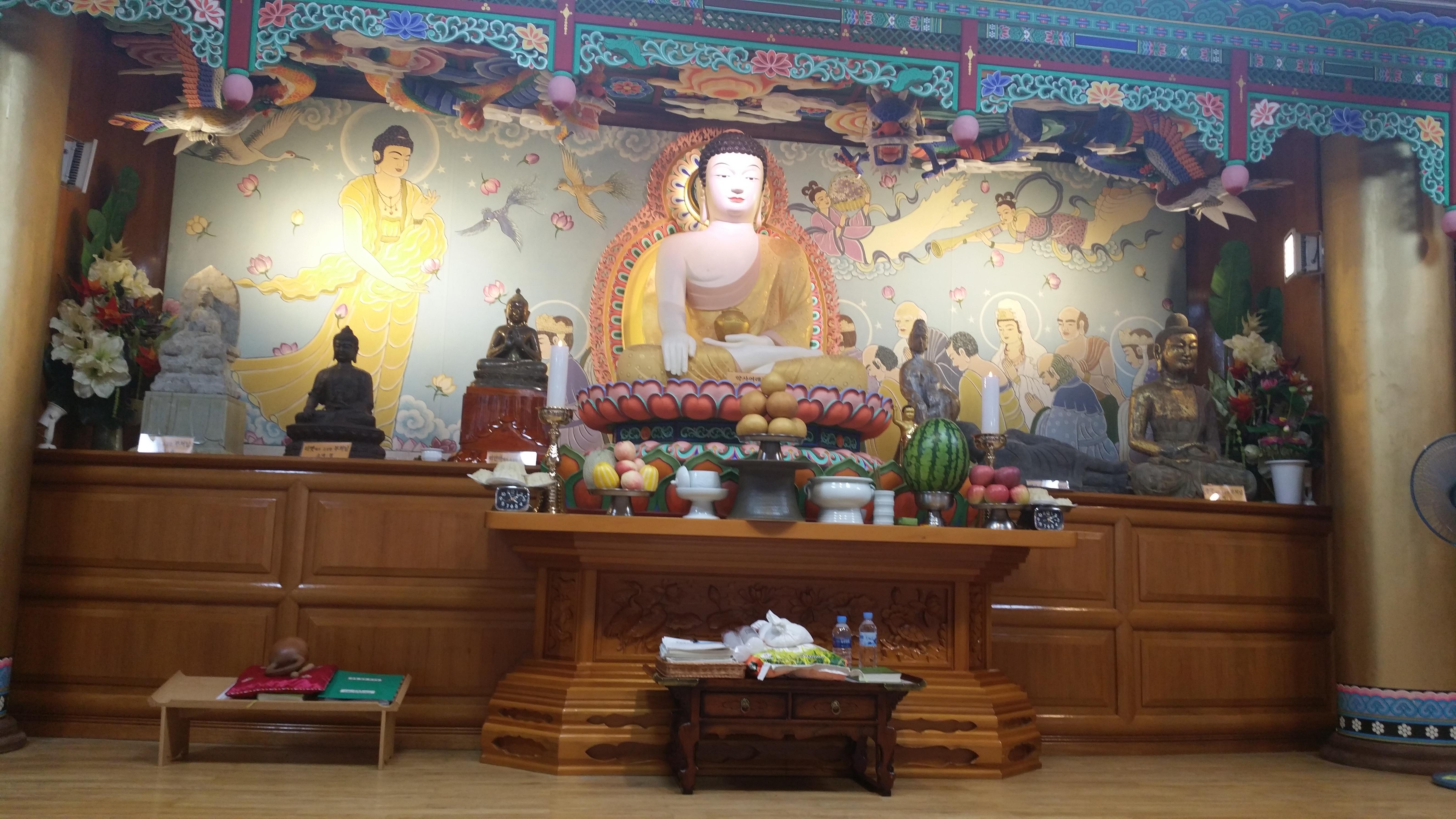 Mùa Vu-lan Báo-hiếu 2015 – Cộng đồng Phật tử Viện Chuyên Tu tại Hàn Quốc