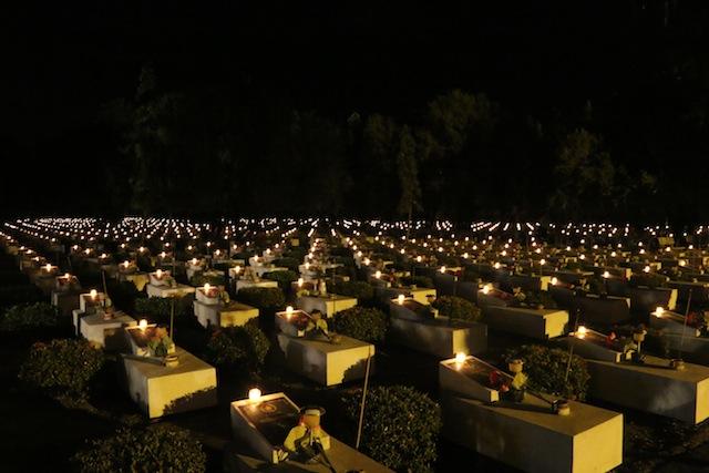 BHPTW.GHPGVN: Lễ truy niệm các anh hùng liệt sĩ