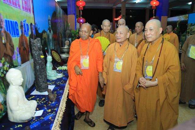 Cảm nhận về một triển lãm Hội thảo Hoằng pháp toàn quốc 2015