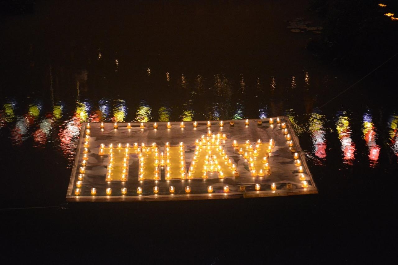 Lễ Thắp nến tưởng niệm Ân sư