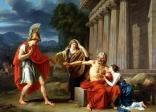 Bi kịch Eudipe làm vua qua Nhân-quả Nghiệp-báo