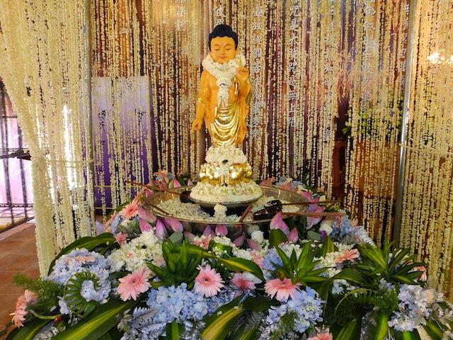 Lễ Phật Đản – Khoá Huân tu thứ 30 tại Viện Chuyên Tu 2