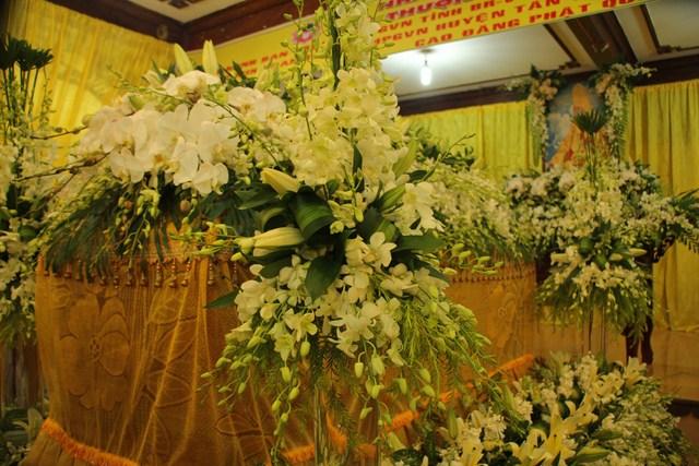 Chương trình lễ tang cố HT. Thích Minh Hiển