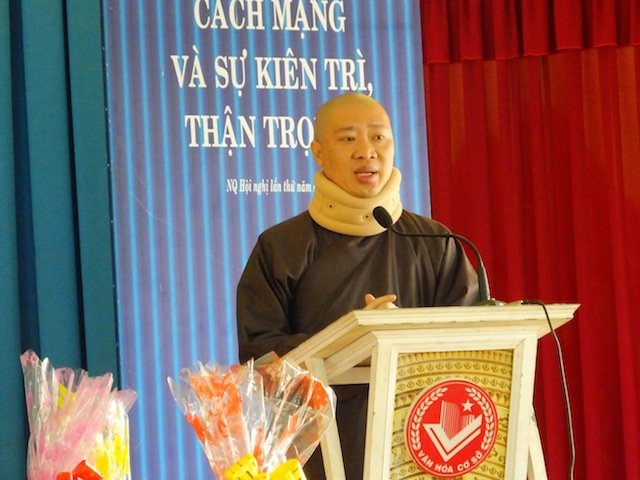 Viện Chuyên Tu trao quà Tết tại huyện Tân Phú, tỉnh Đồng Nai