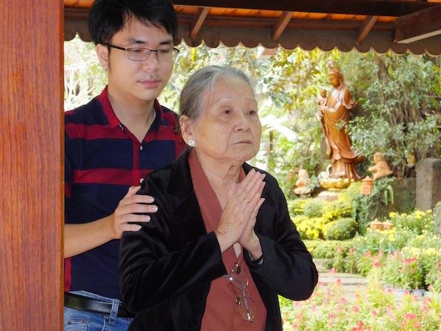 Mồng Ba Tết Đinh Dậu tại Viện Chuyên Tu