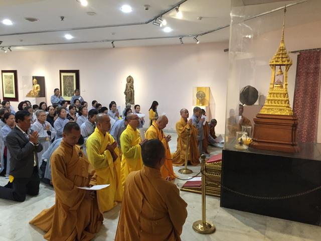 Tiếng vọng cố hương  New Delhi  Ngày thứ 10 (10-12-2016)