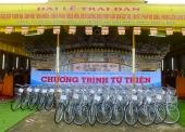 """TT. Thích Thiện Thuận thuyết giảng chủ đề """"Trở về làng quê"""""""