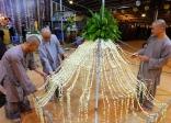 Viện Chuyên Tu chuẩn bị Lễ Tắm Phật