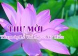 THƯ MỜI – Tham dự Lễ Vu Lan – Báo Hiếu năm 2017