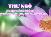 Thư ngỏ – Vận động tài chánh hỗ trợ Hội trại Tuổi trẻ – Phật giáo