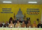 Cần Thơ: Tổ chức lễ ra quân tình nguyện viên Hội trại tuổi trẻ Phật giáo