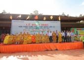 TP. Cần Thơ: Trọng thể khai mạc Hội trại tuổi trẻ Phật giáo 11