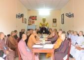 TP. Cần Thơ: Phiên họp đúc kết toàn BTC Hội trại Phật giáo 11