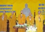 Cần Thơ: Chư tôn đức giáo phẩm giao lưu với 1200 bạn trẻ tại Hội trại Phật giáo