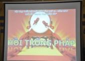 """TP. Cần Thơ: Hào hứng game show """"Hồi trống pháp"""" tại Hội trại tuổi trẻ 11"""