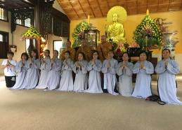 BTN Ánh đạo cúng dường Trường Hạ, phát quà tại tỉnh Lâm Đồng