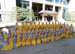 Ngày thứ hai, Khóa tu học Phật pháp lần thứ 6 tại Hàn Quốc