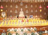 Lễ Vu lan khóa tu học Phật pháp lần thứ 6 tại Hàn Quốc