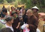 BTN Ánh đạo: Phương danh các mạnh thường quân, Quý Phật tử ủng hộ lũ lụt đợt 1