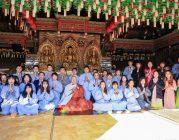"""Khóa tu học """"Một ngày an lạc"""" của cộng đồng Phật tử Viện Chuyên Tu tại Hàn Quốc"""