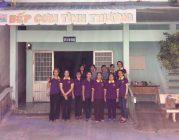Phân ban Ánh Đạo Vũng Tàu tặng cơm chay tại Bệnh viện Lê Lợi Tp. Vũng Tàu
