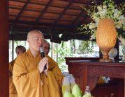 Lễ cúng dường trai Tăng (bách tăng hội) tại Viện Chuyên Tu I