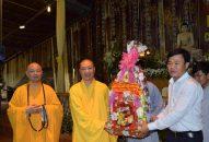 Báo cáo tổng kết hoạt động Phật sự năm 2017