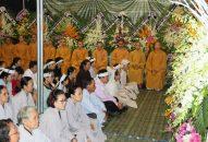 Đêm tưởng niệm hương linh cố Phật tử Thiện Hộ
