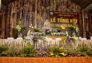 Lễ Tổng Kết hoạt động Phật sự năm 2017
