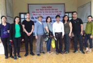 BTN Ánh Đạo tặng quà tại Quảng Nam
